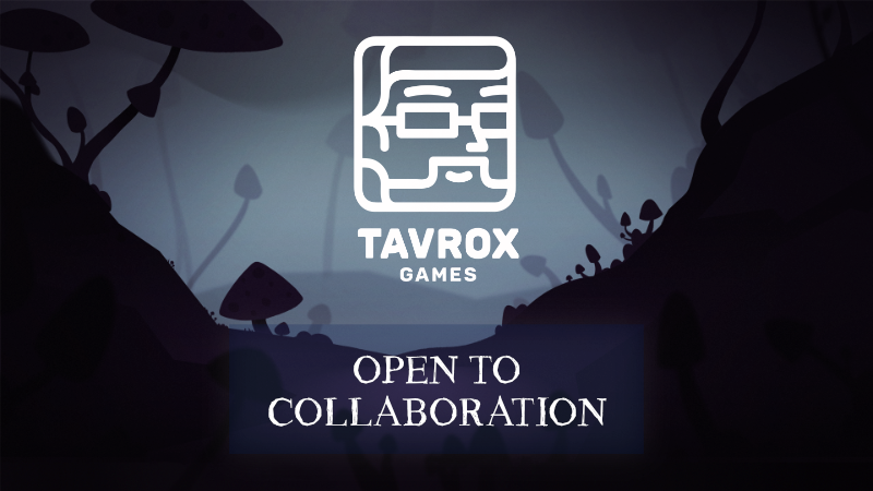 TavroxGames is open to collaboration